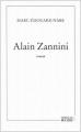 Couverture Alain Zannini Editions du Rocher 2002