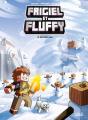 Couverture Frigiel et Fluffy, tome 4 : Le royaume gelé Editions Soleil 2018