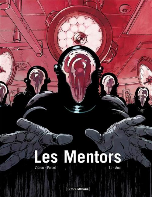Couverture Les Mentors, tome 1 : Ana