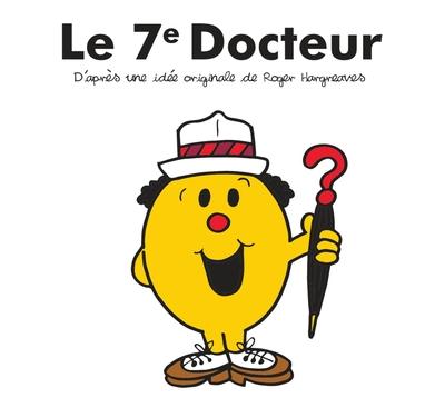 Couverture Le 7e Docteur