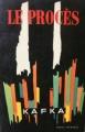Couverture Le procès Editions Le Livre de Poche 1957