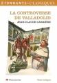 Couverture La controverse de Valladolid Editions Flammarion (GF - Etonnants classiques) 2003