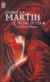 Couverture Le trône de fer, tome 04 : L'ombre maléfique Editions J'ai lu (Fantasy) 2012