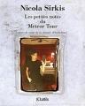 Couverture Les petites notes du Météor Tour Editions JC Lattès 2010