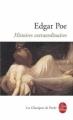Couverture Histoires extraordinaires Editions Le Livre de Poche (Les classiques de poche) 2009