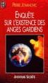 Couverture Enquête sur l'existence des anges gardiens Editions J'ai Lu (Aventure secrète) 1999