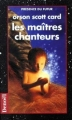 Couverture Les Maîtres Chanteurs Editions Denoël (Présence du futur) 1997
