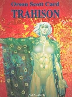 Couverture Trahison