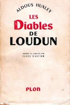 Couverture Les diables de Loudun