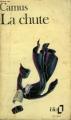 Couverture La chute Editions Folio  1975
