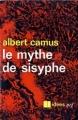 Couverture Le mythe de Sisyphe Editions Gallimard  (Idées) 1963
