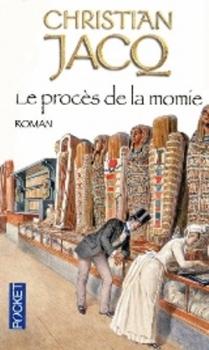 Couverture Le procès de la momie