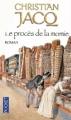 Couverture Le Procès de la momie Editions Pocket 2010