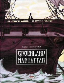 Couverture Groenland Manhattan
