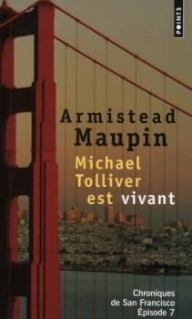 Couverture Chroniques de San Francisco, tome 7 : Michael Tolliver est vivant