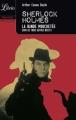 Couverture Sherlock Holmes : La bande mouchetée suivi de trois autres récits Editions Librio (Policier) 2009