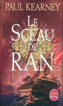 Couverture Les Mendiants des mers, tome 1 : Le Sceau de Ran