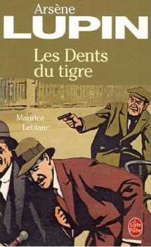 Couverture Les dents du tigre