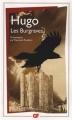 Couverture Les Burgraves Editions Flammarion (GF) 1985