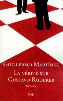Couverture La vérité sur Gustavo Roderer