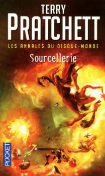 Couverture Les Annales du Disque-Monde, tome 05 : Sourcellerie