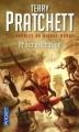 Couverture Les Annales du Disque-Monde, tome 27 : Procrastination Editions Pocket (Fantasy) 2010
