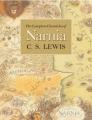 Couverture Le monde de Narnia, intégrale Editions HarperCollins (US) 1998