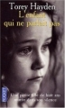 Couverture L'enfant qui ne parlait pas  Editions Pocket 2005