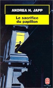 Couverture Le sacrifice du papillon