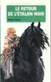 Couverture Le retour de l'étalon noir Editions Hachette (Bibliothèque Verte) 1997