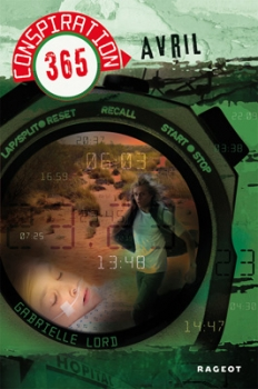 Couverture Conspiration 365, tome 04 : Avril