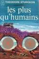 Couverture Les plus qu'humains Editions J'ai Lu 1970