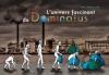 Couverture Le dominatus Editions 2 vives voix 2010