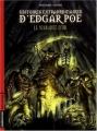 Couverture Histoires extraordinaires d'Edgar Poe, tome 1 : Le Scarabée d'or Editions Casterman (Ligne rouge) 2008