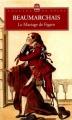 Couverture Le Mariage de Figaro Editions Le Livre de Poche (Théâtre de poche) 2004