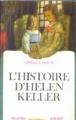 Couverture L'histoire d'Helen Keller Editions Robert Laffont (Plein vent) 1968