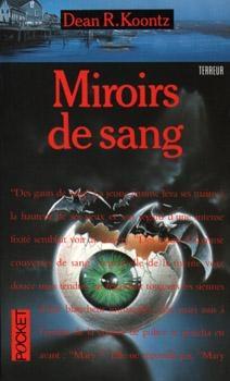 Couverture Miroirs de sang