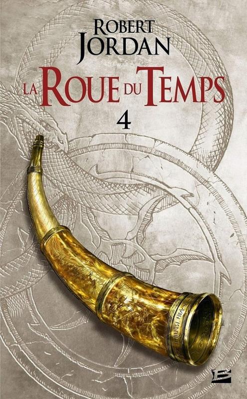 Couverture La Roue du Temps, tome 04 : La Bannière du dragon