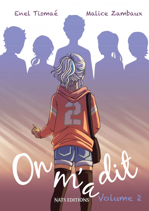 Couverture On m'a dit, tome 2