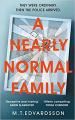 Couverture Une famille presque normale Editions Macmillan 2019