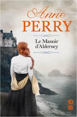 Couverture Le Manoir d'Alderney