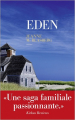 Couverture Eden Editions Les Escales 2019