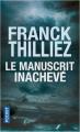 Couverture Le manuscrit inachevé Editions Pocket 2019