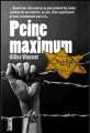 Couverture Touraine, tome 3 : Peine Maximum Editions Cairn (Du noir au Sud) 2019