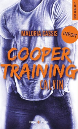 Couverture Cooper Training, tome 2 : Calvin