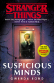 Couverture Stranger Things : Suspicious Minds Editions Century 2019