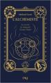 Couverture Les secrets de l'immortel Nicolas Flamel, tome 1 : L'alchimiste Editions Pocket (Jeunesse) 2019