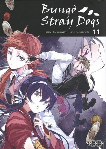 Couverture Bungô Stray Dogs, tome 11