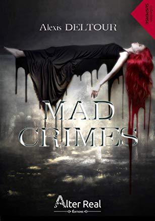 Couverture Mad Crimes