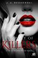 Couverture Company of Killers, tome 4 : A la recherche de Nora Editions Milady (New Adult) 2019